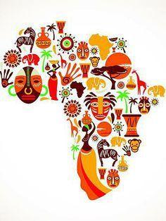 Ötlet-tár: Utazás a Föld körül (Afrika 1.) - Napról napra óvoda