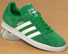 green things | green gazelle med 75x75 The Timeless Classic