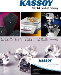 Kassoy 2014 Catalog - Joanne Slawitsky, President