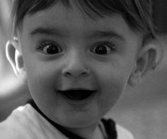 Sorriso e Stupore - Black & White | by Luca Querzoli Fotografo alias LQ Photographer