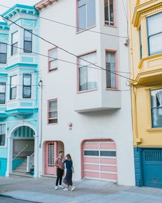 The Most Instagrammable Spots in San Francisco. What to do in San Francisco. San Francisco, California. What to do in California. Best Places to Visit in California. Best Places to Take Pictures in San Francisco. Best Things to do in San Francisco. Kirby Cove, San Francisco Travel Guide, California Travel Guide, Pacific Heights, Place To Shoot, Best Cities, How To Take Photos, Nice View, Beautiful Beaches