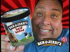 BEN & JERRY'S® half baked Ice Cream Review!