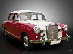 Mercedes 180d ponton car Mercedes 180, Classic Mercedes, Mercedes Benz Cars, Classic Motors, Classic Cars, Mini Trucks, Toyota Celica, Old Cars, Motor Car