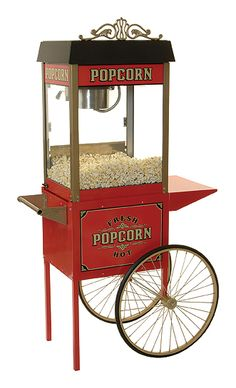 Popcorn popper. I have one something like this and I love it! One of those things I spoiled myself with.