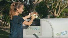 Propre, gratuit et renouvelable, ce gaz à faire soi-même garantit jusqu'à 6 heures de cuisson par jour ! Présentation.