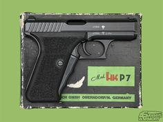 Heckler & Koch P7 [2400x1800] Find our speedloader now!  http://www.amazon.com/shops/raeind