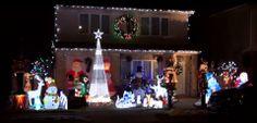 #christmaslightingcontest #christmasdecorating #christmasoutdoordecorating #outdoordecorating #statenisland