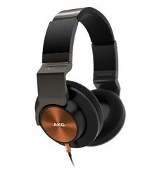 17% Off was $299.95, now is $249.95! AKG K545 BOR Studio-Quality, Closed-Back, Over the Ear Headphones (Black/Orange)  #AKG