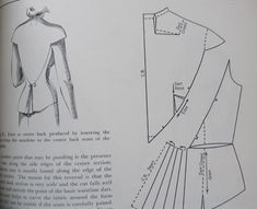 pattern page for this top back