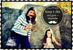 Mustaches are Always fun ;)