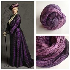 Inspired by the BBC series Downton Abbey, meet Lady Grantham! She is my favorite character in the series