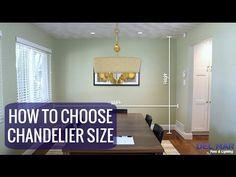lightology chandelier size calculator   decor ideas   pinterest