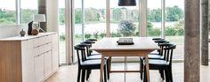 Skovby #38 dining table