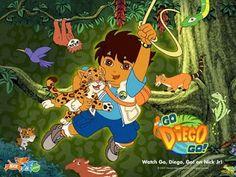 Mamá de Alta Demanda: Go, Diego, Go!