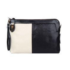 Original bolso de bandolera de moda bolsas clutch grande cuero serpiente descuento [FK30035] - €29.50 : bzbolsos.com, comprar bolsos online