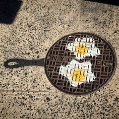 sewer – Graffiti World Amazing Street Art, 3d Street Art, Street Art Graffiti, Street Artists, Art Public, Sidewalk Chalk Art, Graffiti Murals, Banksy, Urban Art