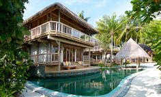 A Tiny Island In The Maldives Is The New Most Exclusive Vacation Spot For The Ultra-Rich