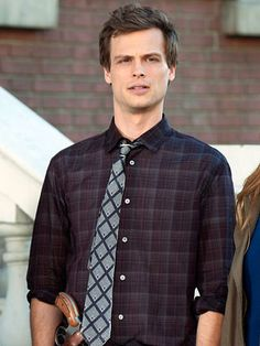 (Votes received: 577; 3%) ''Spenser Reid from Criminal Minds .... He's adorable in a geeky way, smart, and best yet, he is frequently on the…