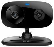 Motorola - Wireless Home Video Monitor - Black