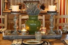 tuscan tablescapes - Google Search