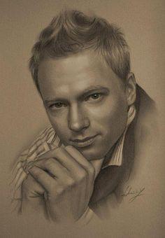 Icons' Portraits by Krzysztof Lucasiewicz - 9