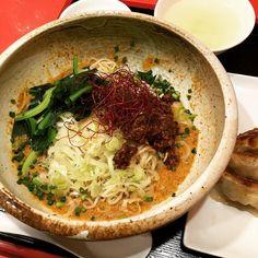 汁無し担々麺 #ramen #meals