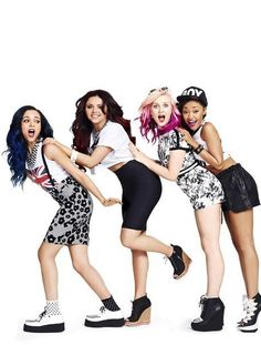Little mix! Definitely one of my favorite photoshoots by the girls!!