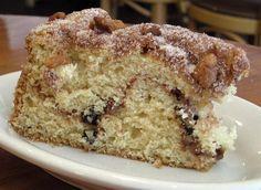 Everything Tasty: Sour Cream Streusel Coffee Cake