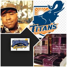 """2/21/15 NCAAB Sports Bettors Almanac Update: #UCSantaBarbara #Gauchos vs #CalStFullerton #Titans (Take: Titans +6)(THIS IS NOT A SPECIAL PICK ) """"The Sports Bettors Almanac"""" SPORTS BETTING ADVICE  On  99% of regular season games ATS including Over/Under   1.) """"The Sports Bettors Almanac"""" available at www.Amazon.com  2.) Check for updates   Marlawn Heavenly VII (SportyNerd@ymail.com)  #NFL #MLB #NHL #NBA #NCAAB #NCAAF #LasVegas #Football #Basketball #Baseball #Hockey #SBA"""