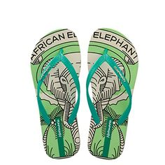3e6861275fa Hotmarzz Women Summer Fashion Sandals Beach Flat Flip Flops House Shoes  Woman 2017 Elephant Animal Cartoon Print Home Slippers