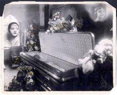 Florence Mills Postmortem | Singer | Photo By: James VanDerZee
