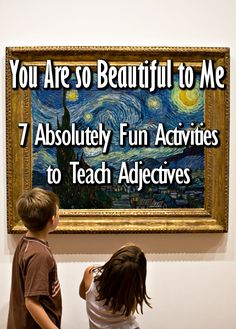 You are so beautiful to me! Really you are one of my very favorite readers! We use adjectives so much we don't even think about it, even to describe our favorite blog readers.
