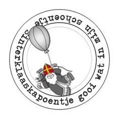 Label Sinterklaas