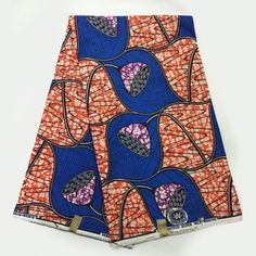 Find More Fabric Information about LSFM 83 new African Ankara Fabric,Blue & Orange  African Wax Print Dress Fabric 100% Cotton Superior Quality 6yards,High Quality fabric insert,China fabric mold Suppliers, Cheap fabric supplier in china from Freer on Aliexpress.com