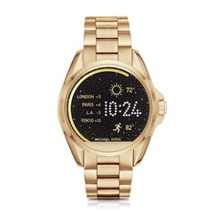 Michael Kors Just Launched Its New Smart Watch