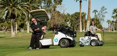 In the Swing of It: Adaptive Golf