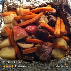 """Tin Foil Stew 
