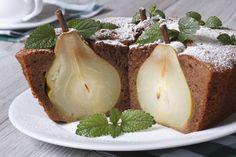 Plumcake alle pere con cioccolato: la ricetta fantasiosa che recupera le pere mature