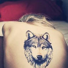 Latin Word, Lupus: Wolf within ...add little butterfly on nose for lupus
