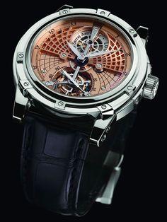 Louis Moinet - Astrolabe Tourbillon Watch