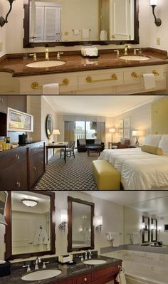 Palace Tower Deluxe King Room @ #CaesarsPalace