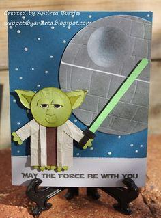 Punch art Yoda