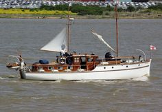 JANTHEA Dunkirk Little Ship