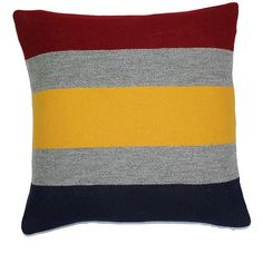 Grey Room, Decorative Pillow Cases, Wool Pillows, Living Room, Bedroom, Home Living Room, Bedrooms, Drawing Room, Lounge