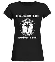 Retro Clearwater Beach T Shirt Ocean Youth Women Men Florida beach body t shirt,body beach shirt,fake beach body shirt,beach body bikini t shirt,