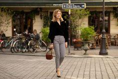 A Street Style with Inès Mélia