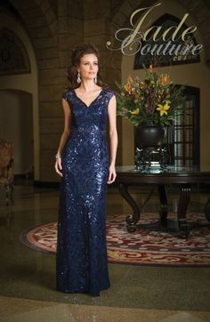 Jasmine Jade Couture Mothers Dresses - Style K168063