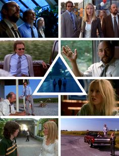 left behind in indiana -  20 hours in america - one (a double) of my favorite episodes -- toby zeigler, josh lyman, donna moss - richard schiff, bradley whitford, janel moloney - the west wing