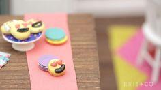 Make It Mini: Emoji Cookies
