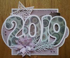 Creaties van Hetty Diy Christmas Cards, Christmas Greetings, Christmas Time, Marianne Design, Diy Cards, Shapes, Scrapbooking, Van, Bullet Journal